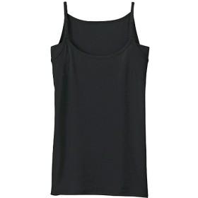 【レディース】 スマートドライ® 汗取りパッド付きキャミソール(BASICシリーズ) ■カラー:ブラック ■サイズ:5L,3L