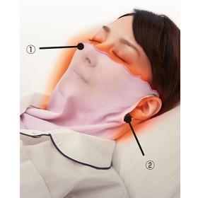 乾燥ガードおやすみシルキーロール - セシール ■カラー:A(ピンク) C(発熱プラス) ラベンダー
