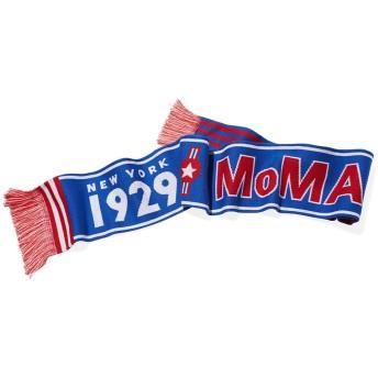 Maurizio Cattelan: MoMA クラブスカーフ