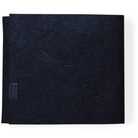 オリガミ ウォレット 黒和紙