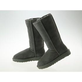 アグ UGG WOMENS CLASSIC TALL II BOOTS ウィメンズ クラシック トール 2 ブーツ レディース ムートン GREY グレー #1016224-grey