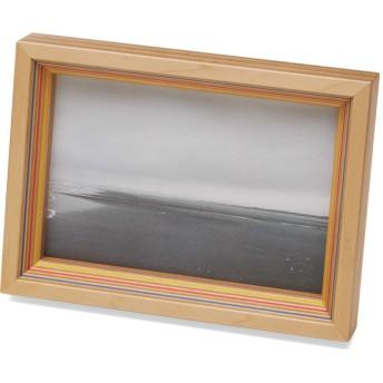 Paper-Wood ピクチャーフレーム 4x6インチ