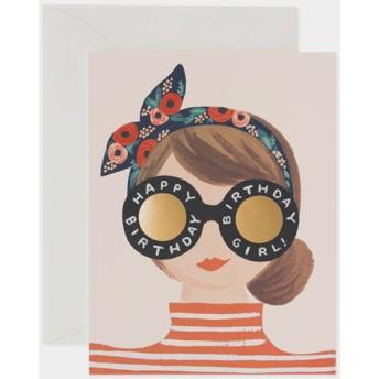 Birthday Girl(バースデーガール)・カード