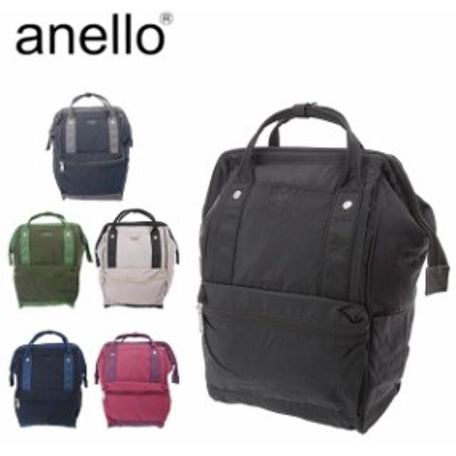 710b417b0c4c アネロ リュック レディース 通販 マザーズバッグ おしゃれ 大容量 通学 通勤 A4 黒 シンプル ブランド anello