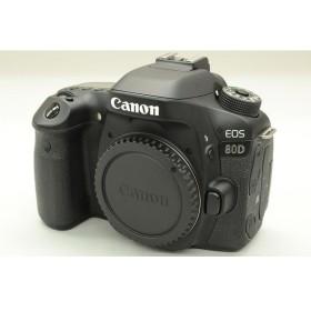 [中古] Canon EOS 80D BODY-KIT