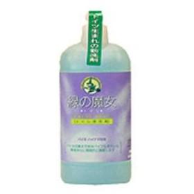 ミマスクリーンケア 緑の魔女 トイレ用液体洗剤 本体 420ml 【返品種別A】