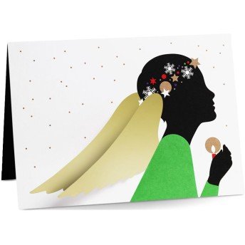 MoMA クリスマスカード ラディアントエンジェル