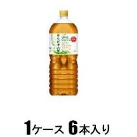 アサヒ飲料 からだ十六茶 2L(1ケース6本入) カラダジユウロクチヤ2LX6[カラダジユウロクチヤ2LX6]【返品種別B】