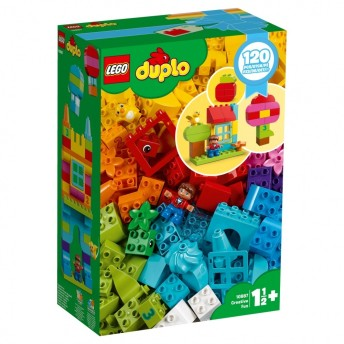 レゴ デュプロ 10887 デュプロのいろいろアイデアボックスDX