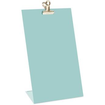 フレーム クリップボード ブルー