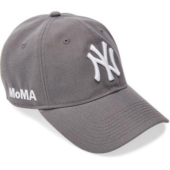 NY ヤンキースキャップ ストームグレー MoMA Edition