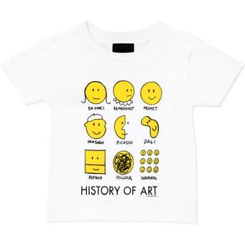 MoMA ヒストリーオブアートキッズ Tシャツ 70cm