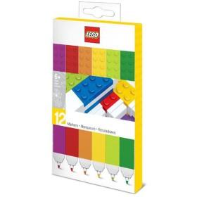 LEGO マーカー 12色セット