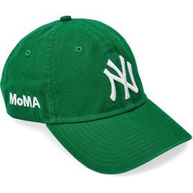 NY ヤンキースキャップ ケリーグリーン MoMA Edition