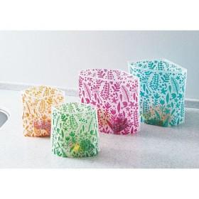 シンク内ゴミ袋スタンドタイプ - セシール ■サイズ:ミニ(120枚組),レギュラー(160枚組)