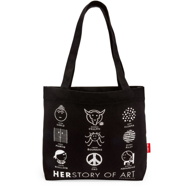 MoMA Herstory トートバッグ