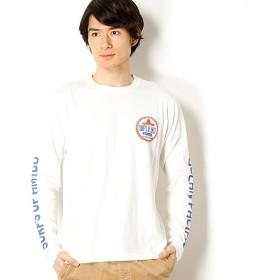 [マルイ]【セール】OCEANPACIFIC メンズヴィンテージ風ロンTEE(ロゴ入り)/OP(OP)