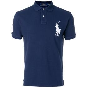 Polo Ralph Lauren ロゴ ポロシャツ - ブルー