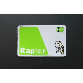 ICカードステッカーRaptor (ラプター)