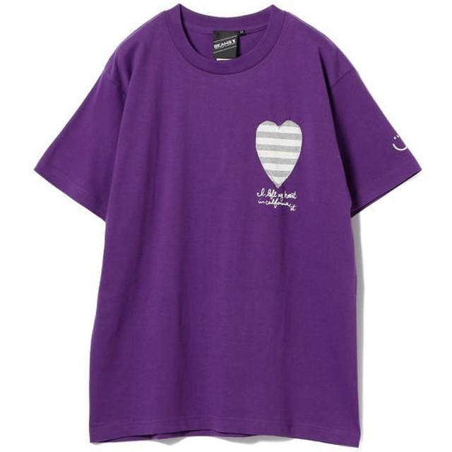 [マルイ] 【SPECIAL PRICE】BEAMS T / Left My Heart Tee/ビームス(BEAMS)