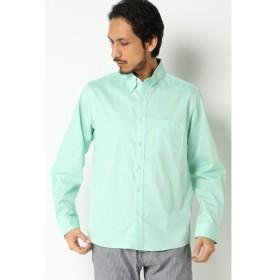 [マルイ] ピンオックスボタンダウンシャツ/イッカ メンズ(ikka)