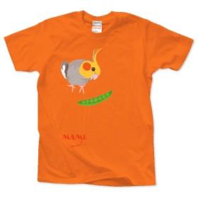 ノーマルオカメインコとグリンピ Tシャツ