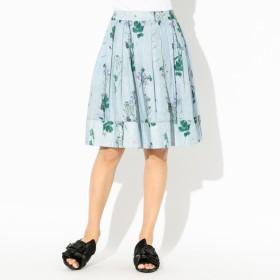 [マルイ]【セール】ボタニカルフラワープリントスカート/トゥービーシック(TO BE CHIC)
