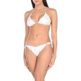 《期間限定 セール開催中》FLAVIA PADOVAN レディース 水着(ビキニ) ホワイト I ナイロン 80% / ポリウレタン 20%