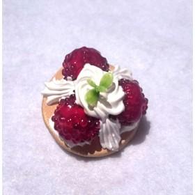 ベリーケーキのブローチ(送料込み♪)