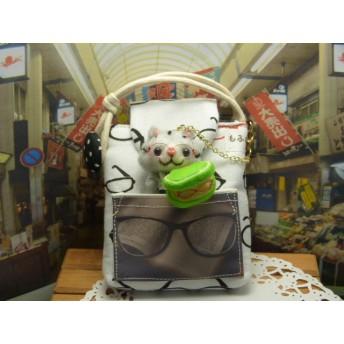 もふもふ商店街★メガネ屋の猫ちゃん