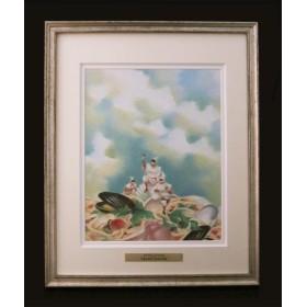 絵画(ジークレー版画)【PARADISO】