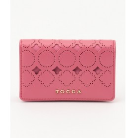 [マルイ] 【BAG COLLECTION】CANDY CLOVER TRAVEL CARD HOLDER カー/トッカ(TOCCA)