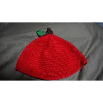 どんぐり帽子(りんご)