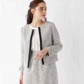 [マルイ]【セール】Lジャケッ(【WEB限定サイズ(S・LL)あり】リボンツイードジャケット)/クチュールブローチ(Couture Brooch)