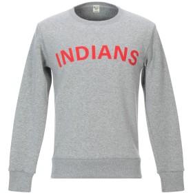 《セール開催中》SPORTSWEAR REG. メンズ スウェットシャツ グレー S コットン 100%