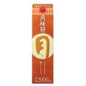 日本酒 月桂冠 月 パック 2L