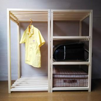 木製棚 KIDS ウッドラックセット