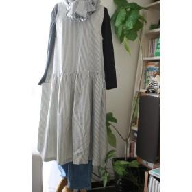 ヒッコリーのジャンパースカート