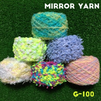 手染め素材糸セットG-100
