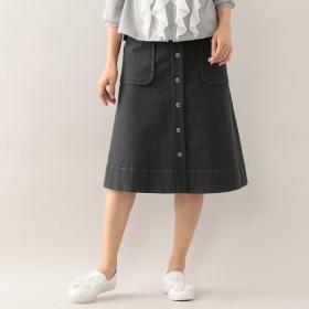 [マルイ]【セール】コットンデニムスカート/トゥービーシック(TO BE CHIC)