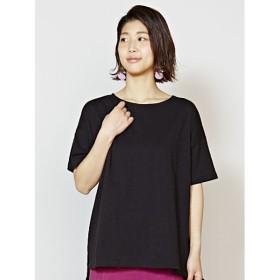 [マルイ] 【チャイハネ】yul 無地スラブプレーンTシャツ/チャイハネ(CAYHANE)