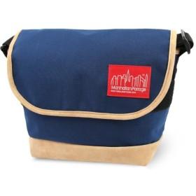 Manhattan Portage マンハッタンポーテージ Suede Fabric Casual Messenger Bag