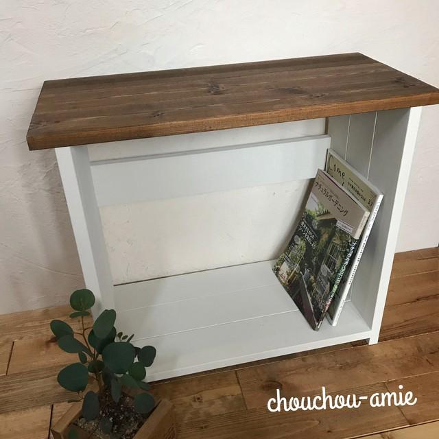 shelf H50 W58 DBW