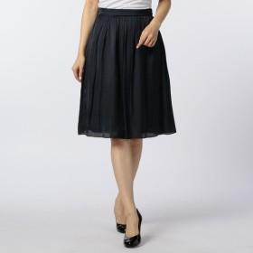 [マルイ] ヴィンテージサテンギャザースカート/ノーリーズ レディース(NOLLEY'S)