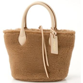 Petit Choice サマンサタバサプチチョイス ボアミニトートバッグ