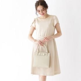 [マルイ]【セール】ワンピース(【WEB限定サイズ(SS・LL)あり】ウエストリボンワンピース)/クチュールブローチ(Couture Brooch)