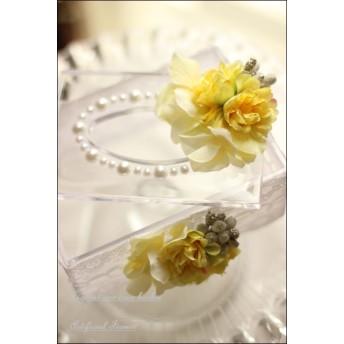 お花のポケットティッシュケース05