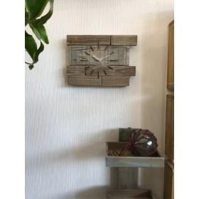 California style wall clock 032