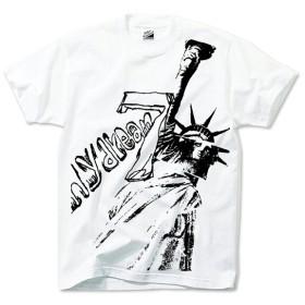 ☆新品‼ニューヨークTシャツjancheri&marcjazzas