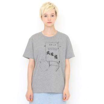 [マルイ] 【ユニセックス】ベーシックTシャツ(スナック)/グラニフ(graniph)